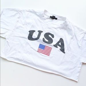 F21 | USA 🇺🇸 Crop Top